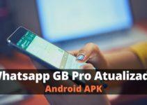 Whatsapp GB Pro Atualizado